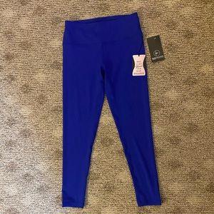 NWT cobalt blue leggings